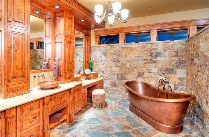 baños-rusticos-grifos