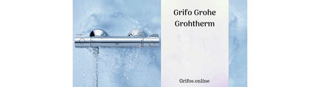 Grifo-Grohe-Grohtherm