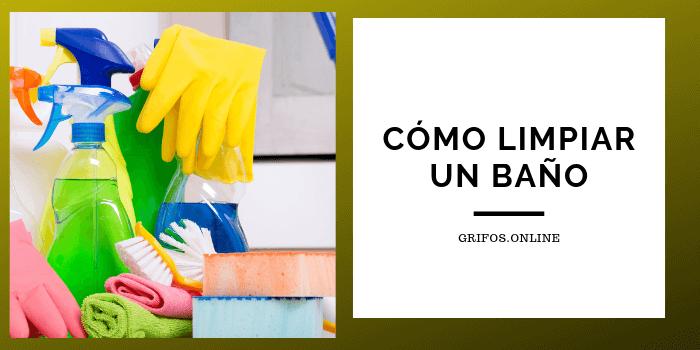 Limpiar el Cuarto de Baño. Guía Paso a paso ➤ ➤ ¡Check List ...